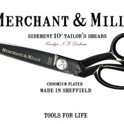 Sidebent 10″ Tailor's Shears