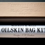 Oilskin Bag Kit